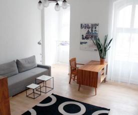 Katowice Sienkiewicza spacious apartment